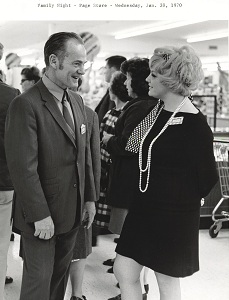 John F. Geisse & Associate, Venture Store #1 Family Night, January 28, 1970